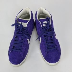 Converse Original Unisex shoes purple sneakers